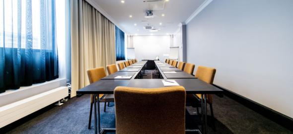 Modern meeting venue in downtown Helsinki. Book online