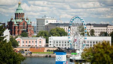 Juhannus Helsingissä