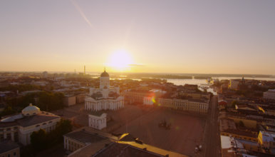 Helsinki White Nights