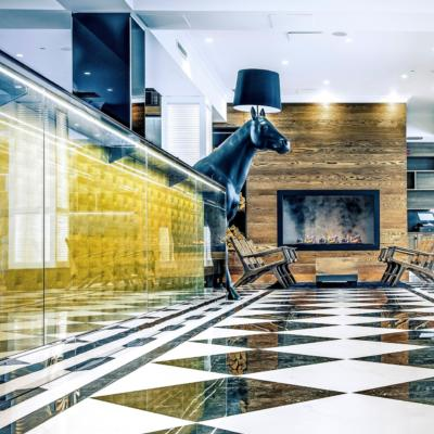 Lilla Roberts: Art deco -hotelli Helsingin keskustassa